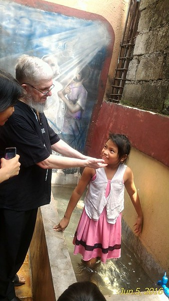 The Baptism of Danica June 5 2015