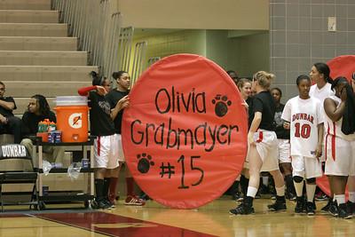 Dunbar Basketball 2011