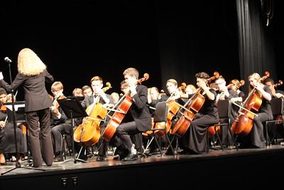 Orchestra concert Oct. 2016