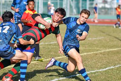 Alice Smith Boys Rugby