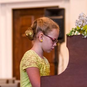Allegretto Piano - Summer 2017