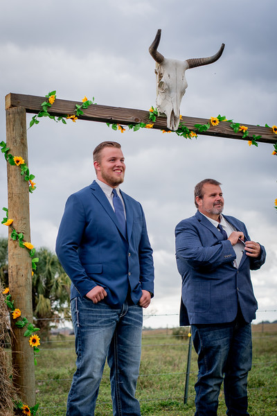 2021.01.23 - Angelina and Kevin's Wedding, Okeechobee, FL