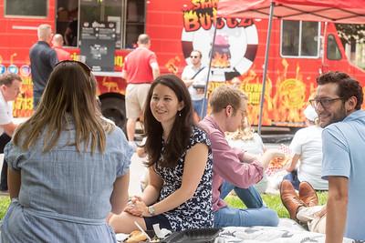 First Friday Food Trucks