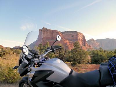Grand Canyon and Sedona Ride - October 2012