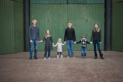 Wierzbinski/Roberts Family Portraits
