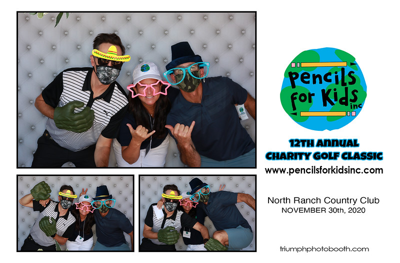 11/30/30 - Pencils For Kids12th Annual Charity Golf Classic