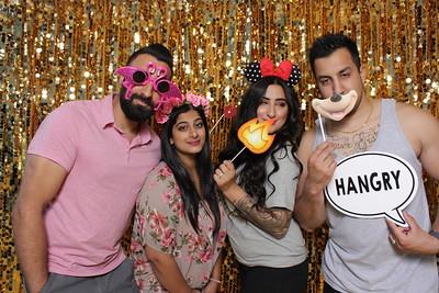 Ava and Arjun's 1st Birthday