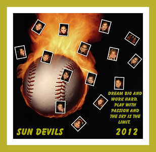 Sun Devils Team Photos