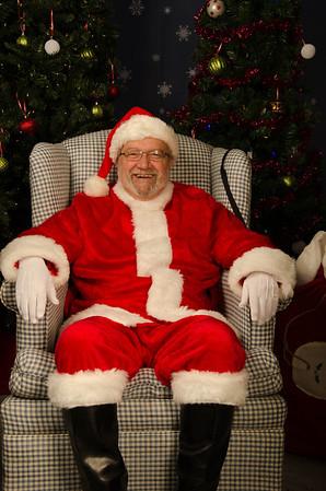 2012 AA & AE Rec Cmte Christmas With Santa