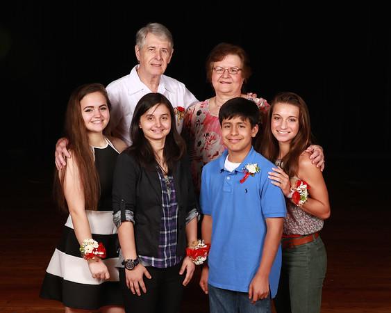 Ballard Family (Anniversary)