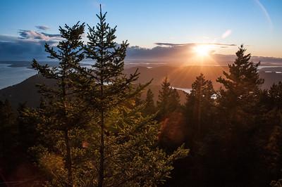 Orcas Island, San Juan Islands Washington State