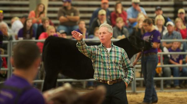 Kansas Jr Livestock Show 2012