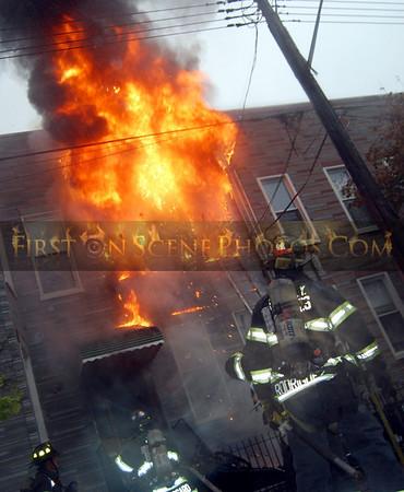 09/12/10 - Ridgewood 2nd Alarm
