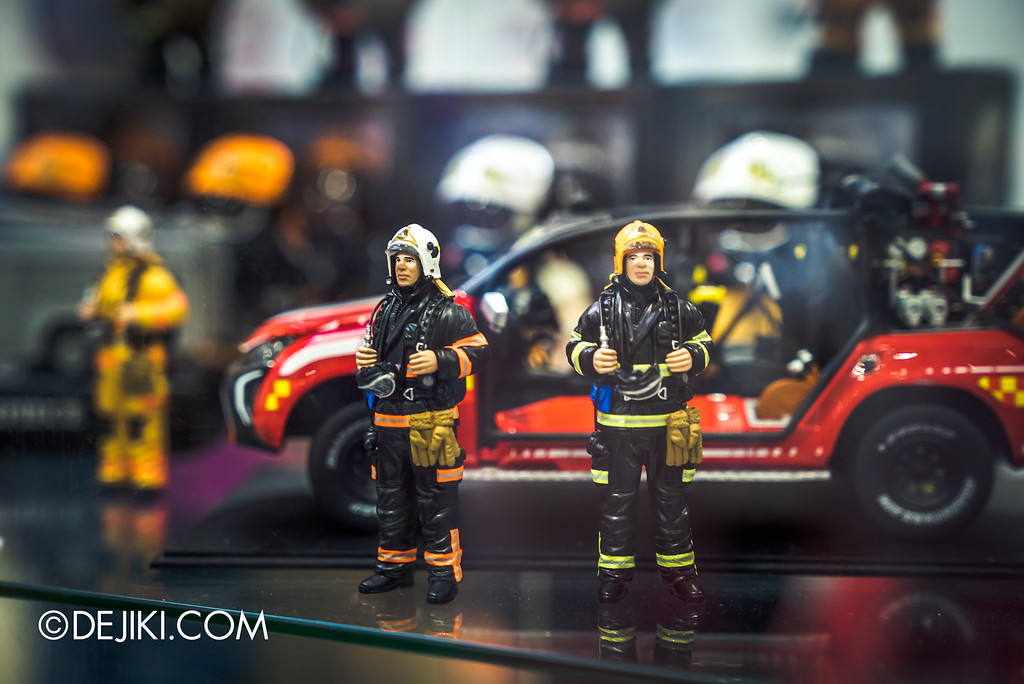 STGCC 2016 - Masterpiece Collectibles Firemen