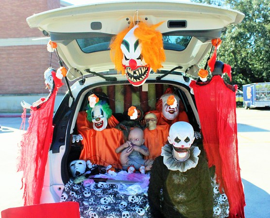 Family Day Trunk-or-Treat 2020