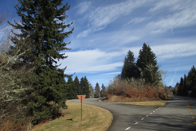 Blue Ridge Parkway -- 5,410'