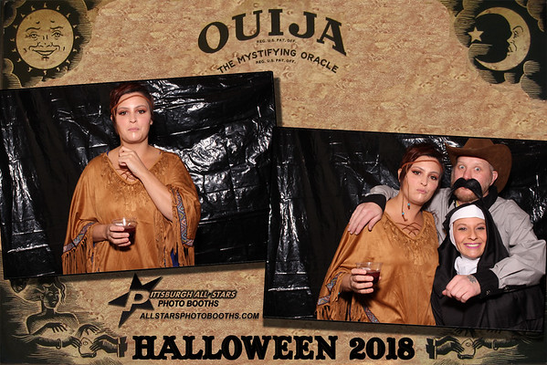 2018-11-02 PRINTS All-Stars HALLOWEEN 2018