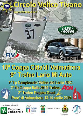 18° COPPA CITTA' DI VALMADRERA - 9° TROFEO LARIO MI AUTO