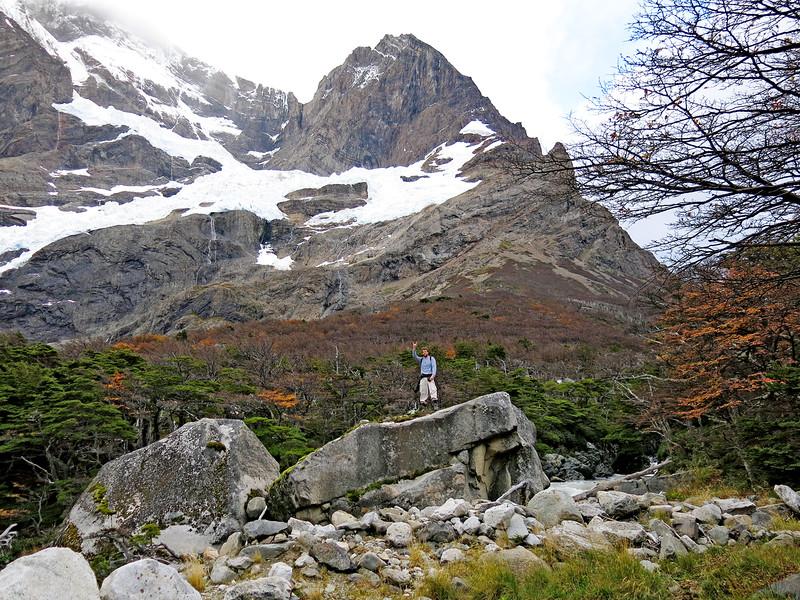 South America Adventure W Trek Chile