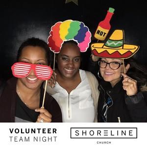 11-07 Shoreline Church Team Night
