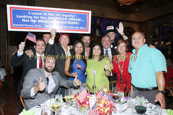 ADOPT A TRUMPETTE LUNCHEON - Cafe L'Europe - Palm Beach, Florida - October 29th, 2016