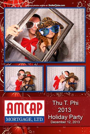 AMCAP Mortgage, LTD Hoilday Party 12-12-13
