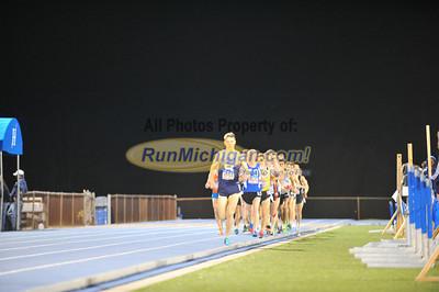 Men's 10,000 Championship - 2014 Gina Relays
