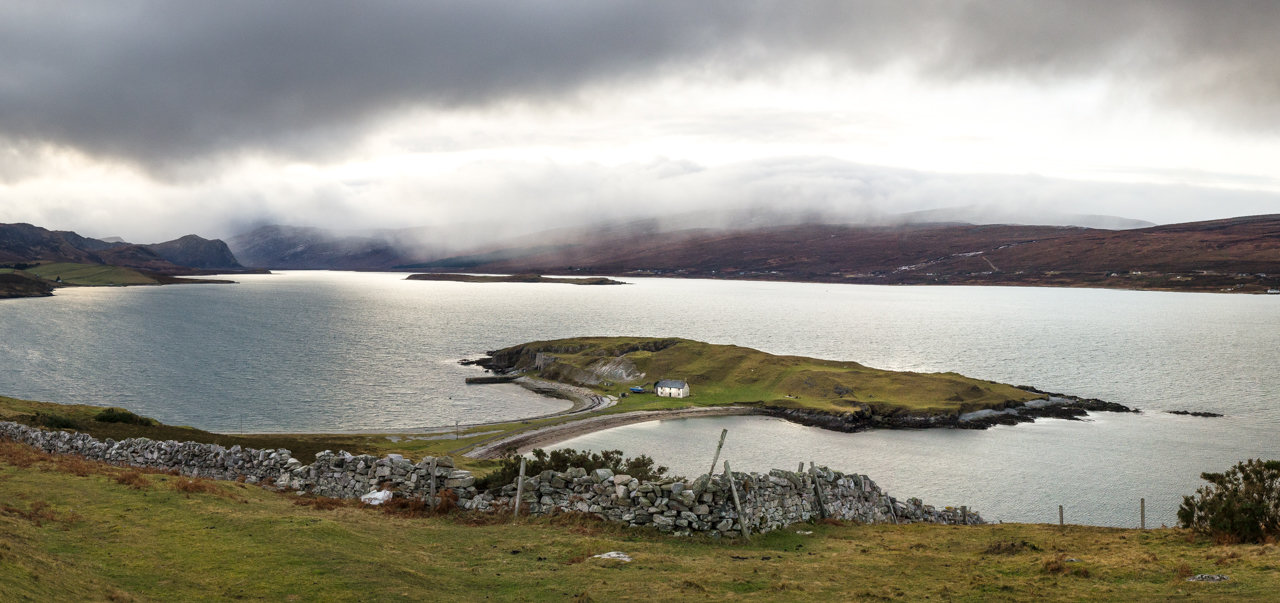 NC500 - Thurso to Durness - Loch Eriboll
