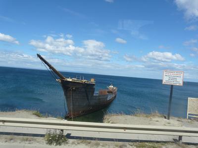 1/27/2008 Punta Arenas, Chile