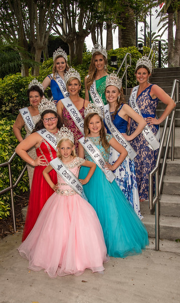 All Crown Of America Pageant