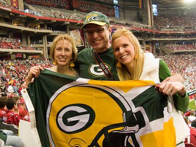 Packers at Cardinals 01032010