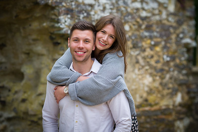 Chris and Clare's Pre Wedding Shoot