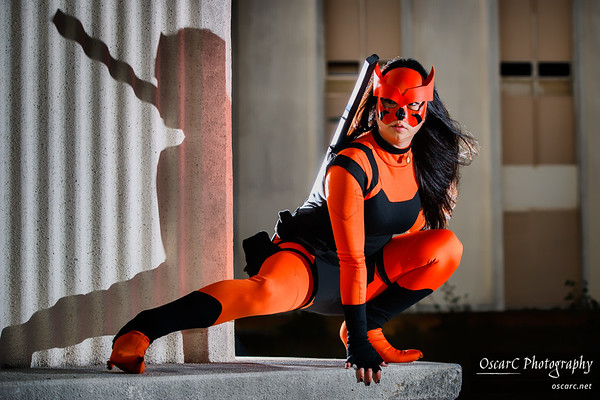 Tigress from Young Justice