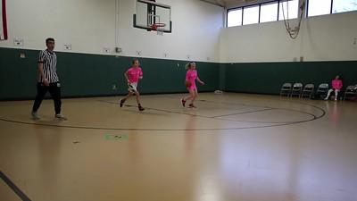 18-2-10. Maeve playing basketball