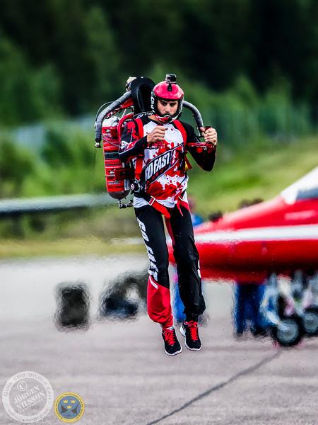 Jet Pack Man