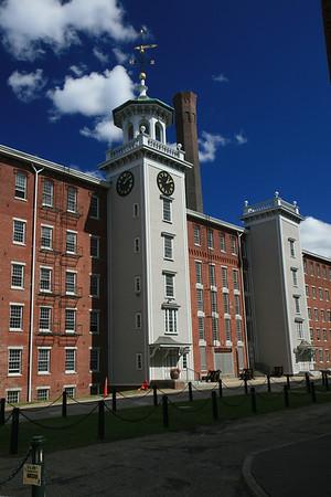 Boott Cotton Mills. Lowell