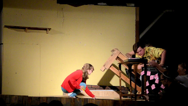2013-10-12 One Act Plays - Video