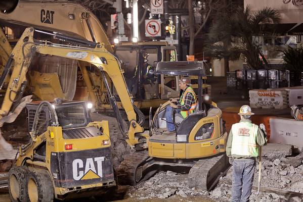 Church& Duboce Track Replacement