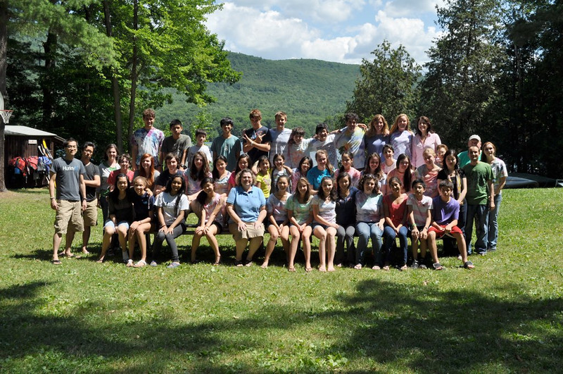 First Session All-Camp Photo