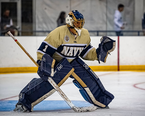 NAVY Men's Ice Hockey Alumni Game [10/05/2019]