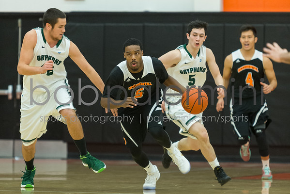 Oxy Men's Basketball vs Sarah Lawrence 11-29-15