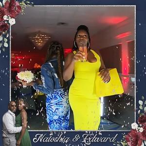 Natoshia and Edward Wedding Celebration