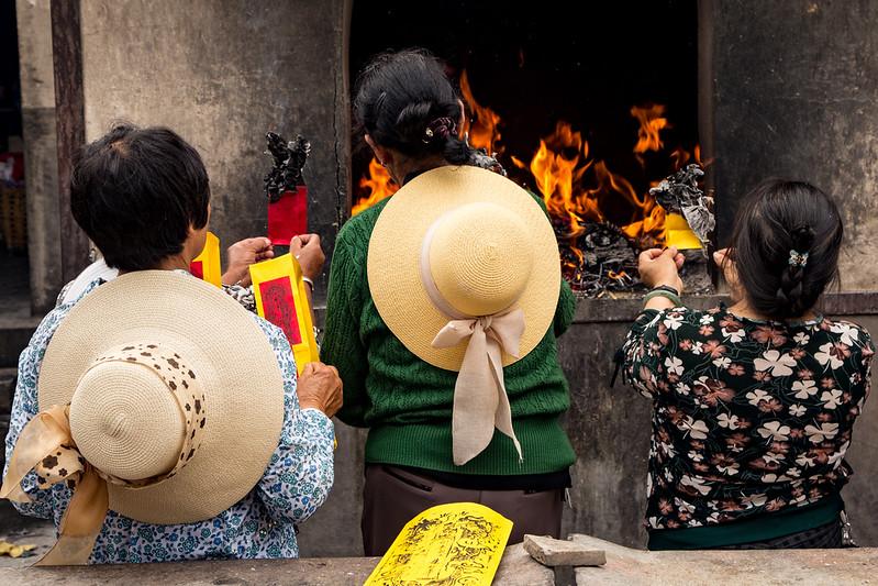 Ceremony at Temple in Dali, Yunnan, China-9857.jpg