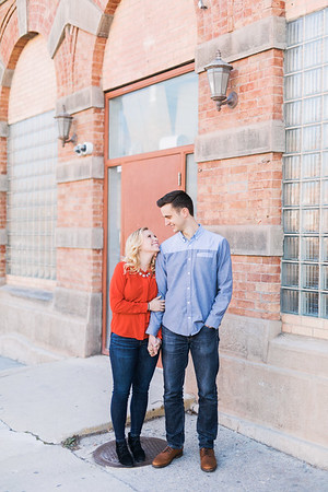 Bronte & Johnny Engagement
