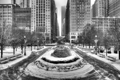 Black and White Chicago
