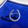 1.60ctw Horseshoe Conversion Ring 1
