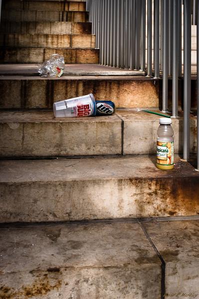 Stairway Litter