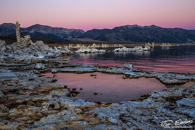 Mono Lake and the Eastern Sierras