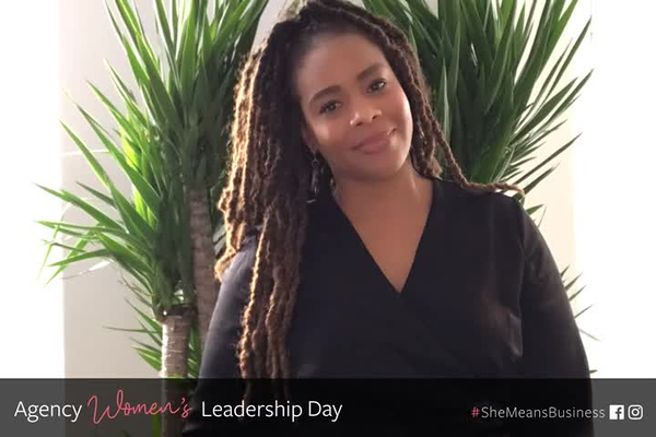 Facebook Agency Women's Leadership Day NYC MP4s