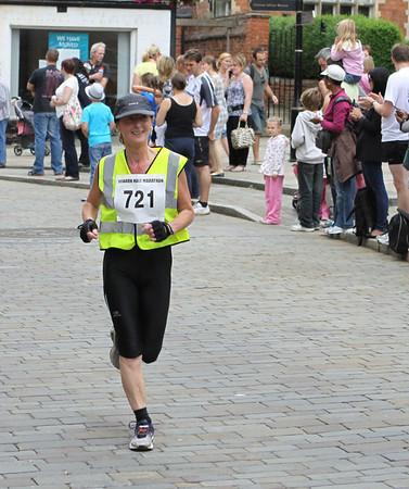 Newark Half marathon